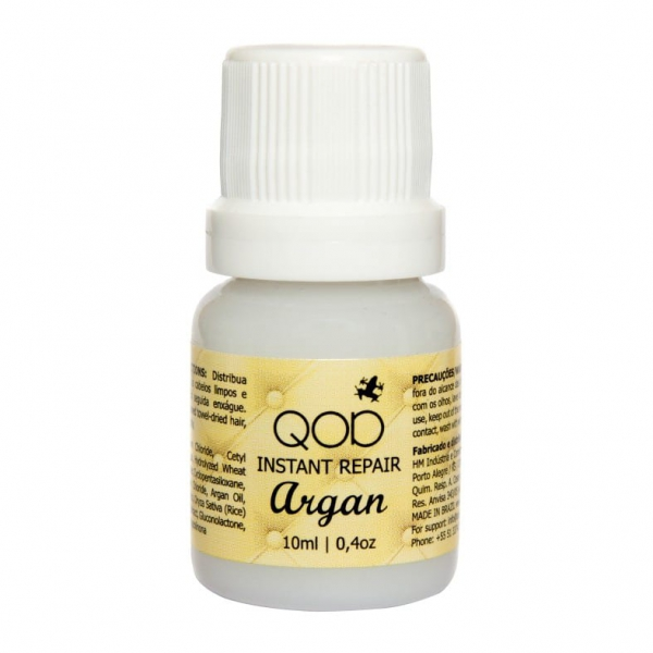 QOD Ireland Instant Repair Argan Full Box 10ml