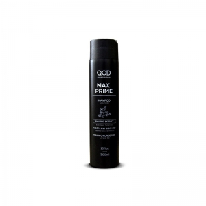 QOD Max Prime Hair Shampoo 300ml