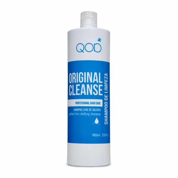 QOD Original Cleanse Hair Shampoo