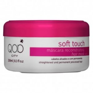 QOD City Soft Touch Mask 250ml