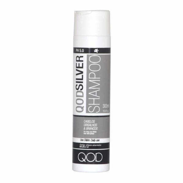 QOD Silver Hair Shampoo 300ml