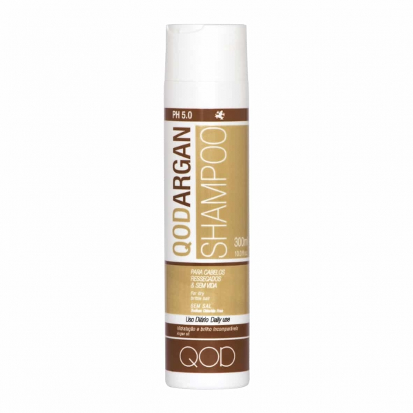 QOD Argan Hair Shampoo 300ml