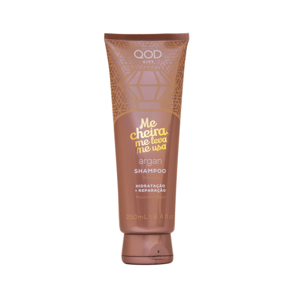 QOD Argan Hair Shampoo 250ml