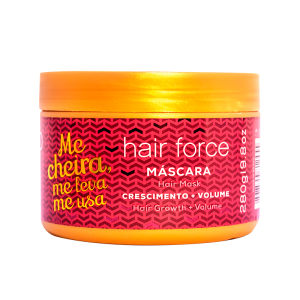 QOD Hair Force Hair Mask Mascara
