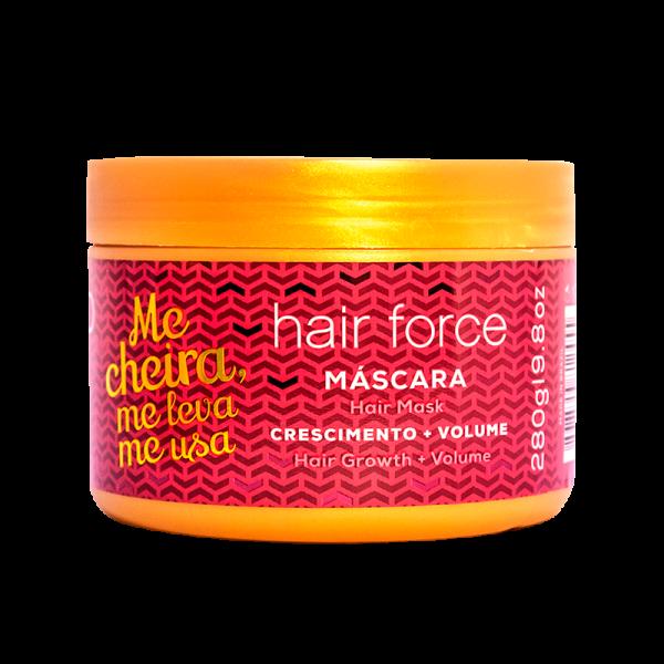 QOD Hair Force Hair Mask Mascara