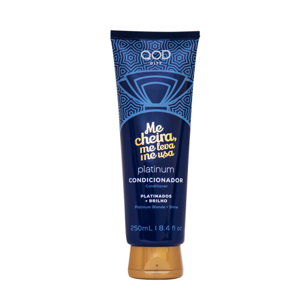 QOD Platinum Hair Conditioner 250ml