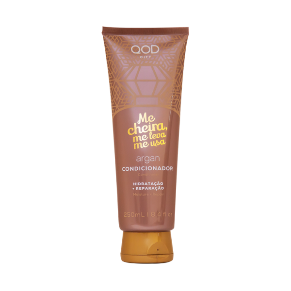 QOD Argan Hair Conditioner 250ml