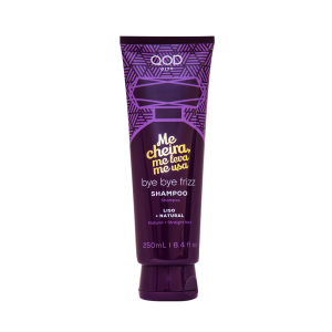 QOD Bye Bye Frizz Hair Shampoo 250ml