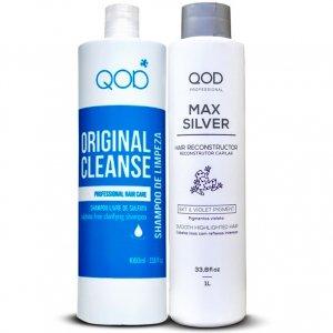 QOD Max Silver Original Cleanse