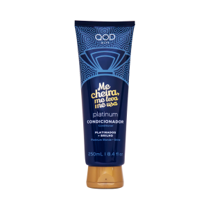 QOD Platinum Hair Conditioner 250ml